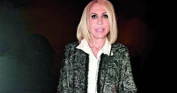 Laura Bozzo. Foto: José Luis Ramos