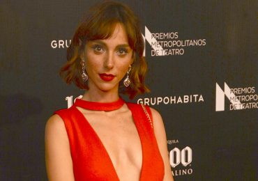 Natalia Téllez. Ricardo Cristino