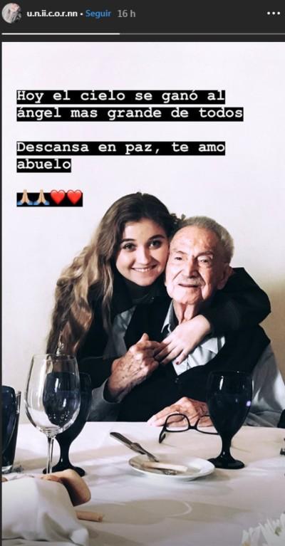 Fernanda Castro. Foto: Instagram @u.n.ii.c.o.r.nn