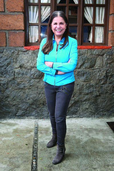Rosy Ocampo. Foto: Edson Vázquez