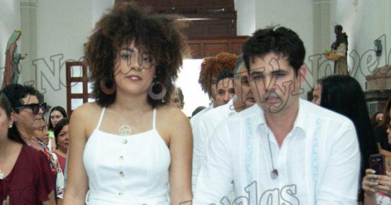 Brenda Kellerman, Ferdinando Valencia. Foto: Jorge Soltero