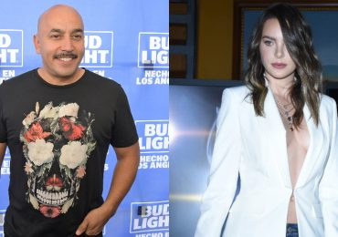 Lupillo Rivera, Belinda. Fotos: Getty Images