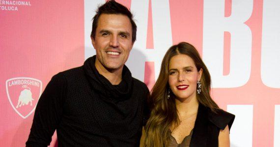Billy Rovzar, Claudia Álvarez. Foto: Javier Arellano