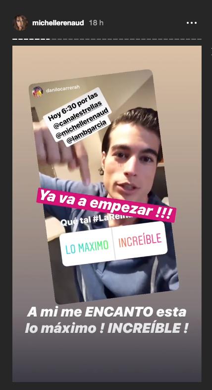 Instagram @michellerenaud