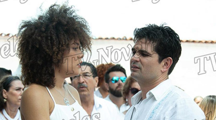 Ferdinando Valencia, Brenda Kellerman. Foto: Jorge Soltero