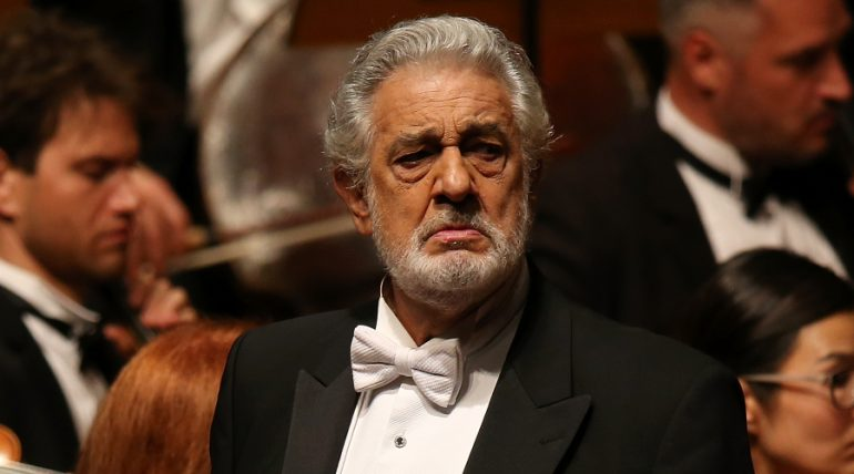 Plácido Domingo. Foto: Getty Images