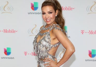 Thalía. Foto: Getty Images