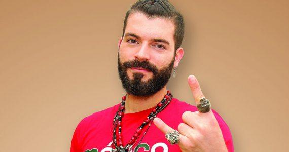 Adrián Di Monte. Foto: José Luis Ramos