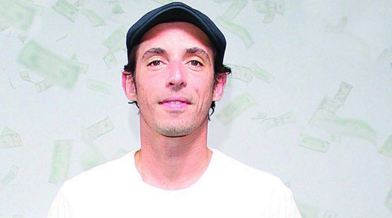 Alberto Guerra. Foto: Edson Vázquez