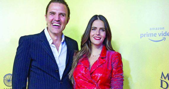 Claudia Álvarez y Billy Rovzar. Foto: Javier Arellano