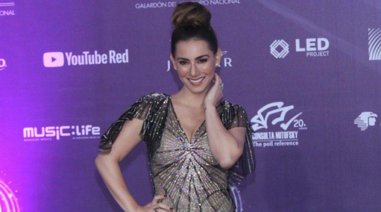 Claudia Lizaldi. Foto: Edson Vázquez