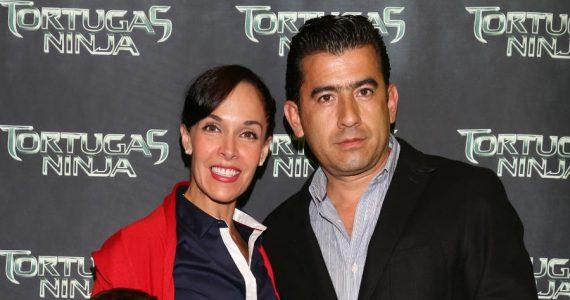 Sharis Cid e Isaías Gómez. Foto: Getty Images