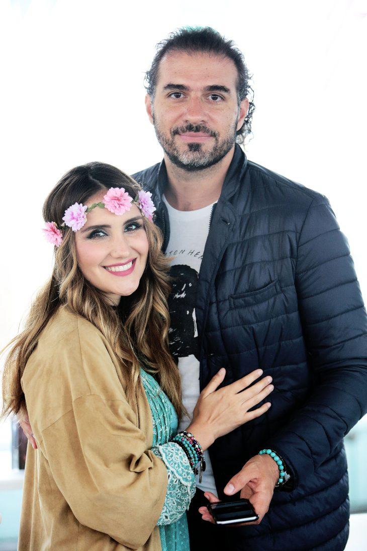Dulce María y Paco Álvarez | Foto: Getty Images