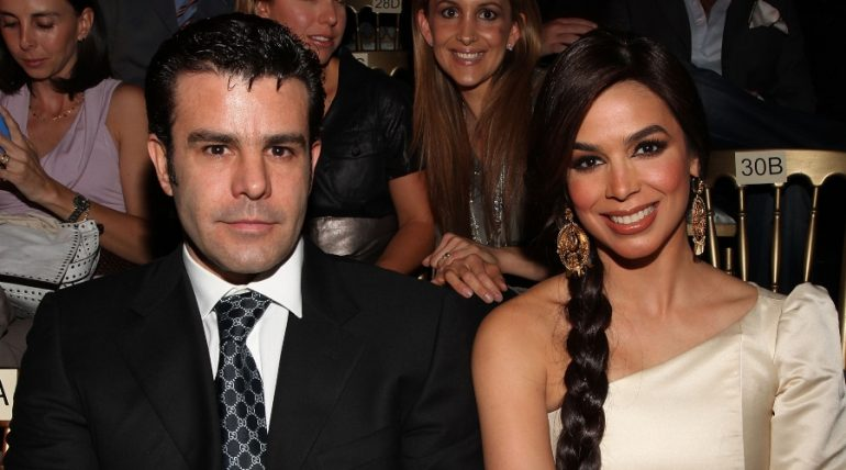 Eduardo Capetillo y Biby Gaytán | Foto: Getty Images