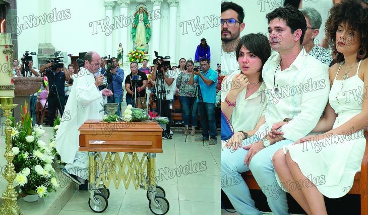 Funeral de Dante. Foto: Jorge Soltero