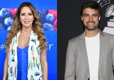 Geraldine Bazán y Santiago Ramundo. Fotos: Getty Images