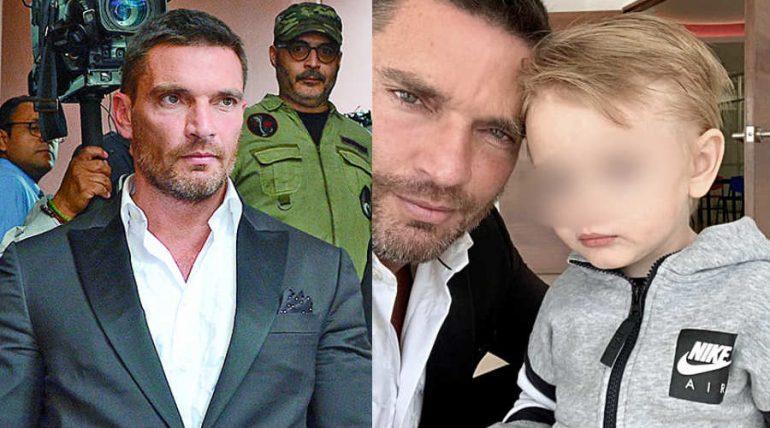 JJulián Gil pierde la patria potestad de su hijo ¡Seguirá pagando manutención!. Foto: Archivo