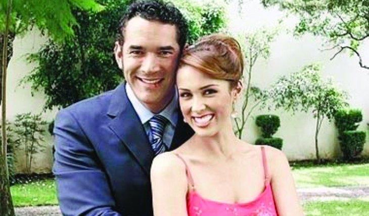 Alejandro y Maribel en Rubí. Foto: Archivo