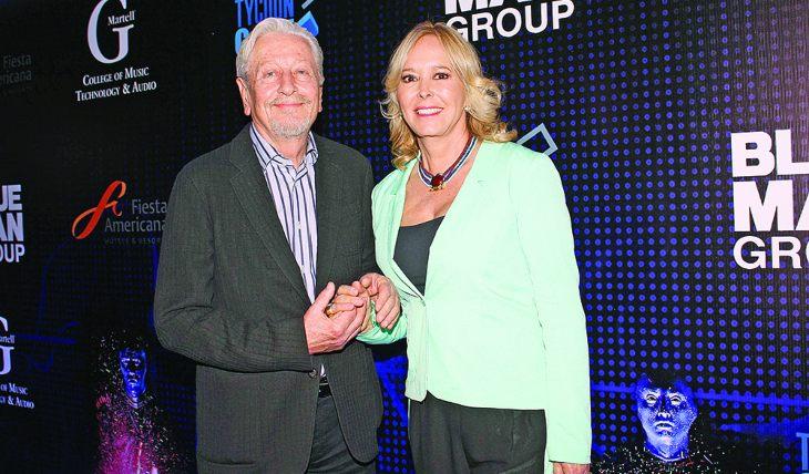 Margarita Gralia y su esposo juntos… ¡en las buenas y en las malas ...