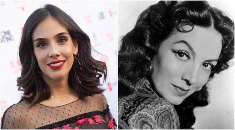 Sandra Echeverría y María Félix | Foto: Getty Images