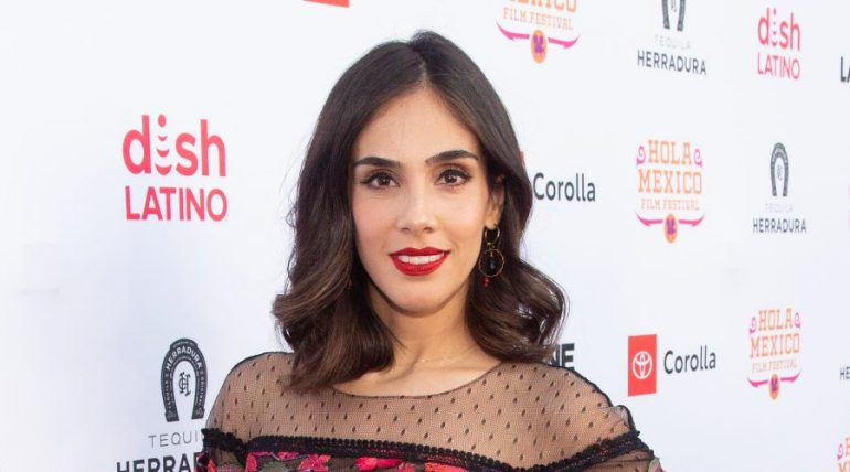 Sandra Echeverría | Foto: Getty Images