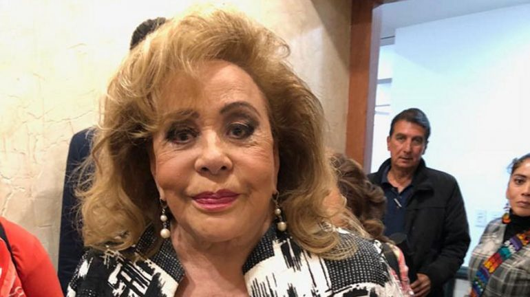 Silvia Pinal le envió un sabio mensaje a Frida Sofía. Foto: Archivo