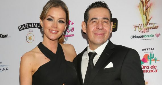 Yordi Rosado y Rebeca. Foto: Getty Images