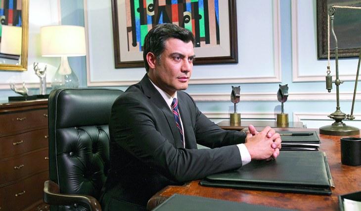 Carlos Bernal (Andrés Palacios). Foto: José Luis Ramos