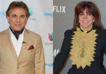 Cristian Castro, Verónica Castro. Fotos: Getty Images, Jaime Nogales