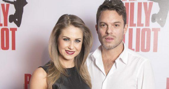 Ingrid Martz y Rodrigo Luke. Foto: Archivo TVyNovelas