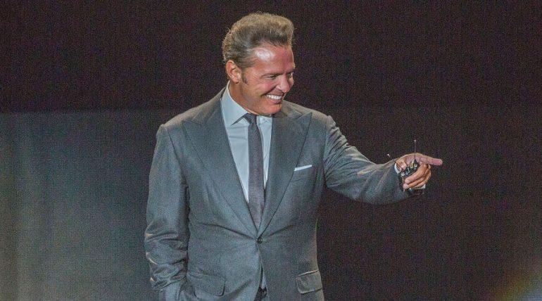 Luis Miguel. Foto: Getty Images