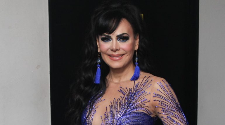 Maribel Guardia. Foto: Edson Vázquez