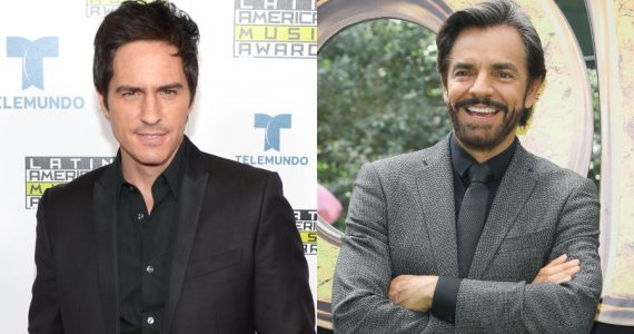 Mauricio Ochmann, Eugenio Derbez. Fotos: Getty Imafes