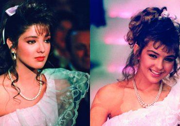 Quinceañera. Adela Noriega, Thalía. Fotos: Archivo Televisa