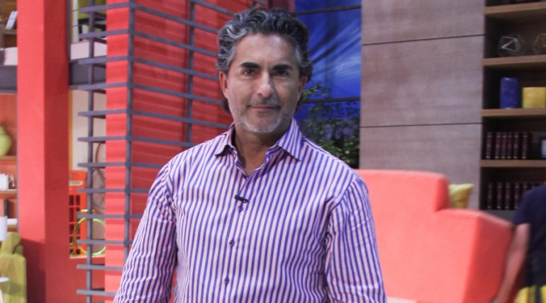 Raúl Araiza. Foto: Edson Vázquez