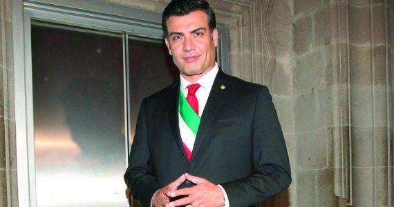 Andrés Palacios. Foto: José Luis Ramos