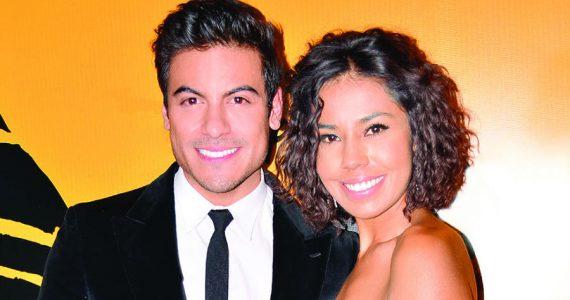 Carlos Rivera y Fela Domínguez. Foto: Archivo