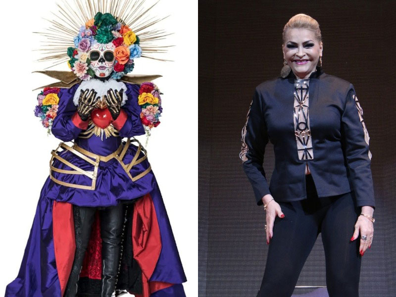 Catrina - Rocío Banquells | Foto: Getty Images