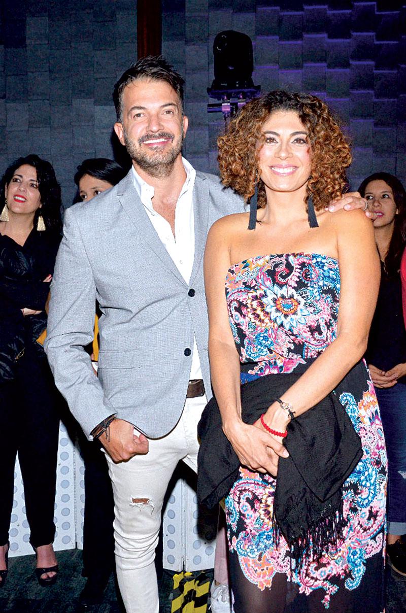 Fernando del Solar y Ana Ferro. | Archivo TVyNovelas