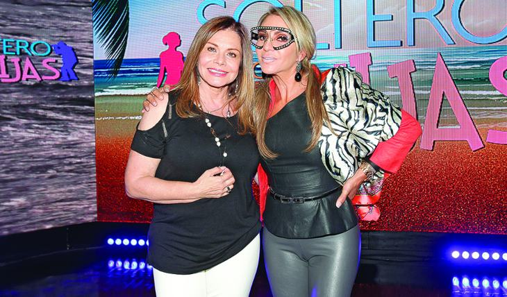 María Sorté y Daniela Castro. Foto: José Luis Ramos