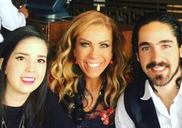 Daniela, Rocío y José Luis. Foto: Instagram