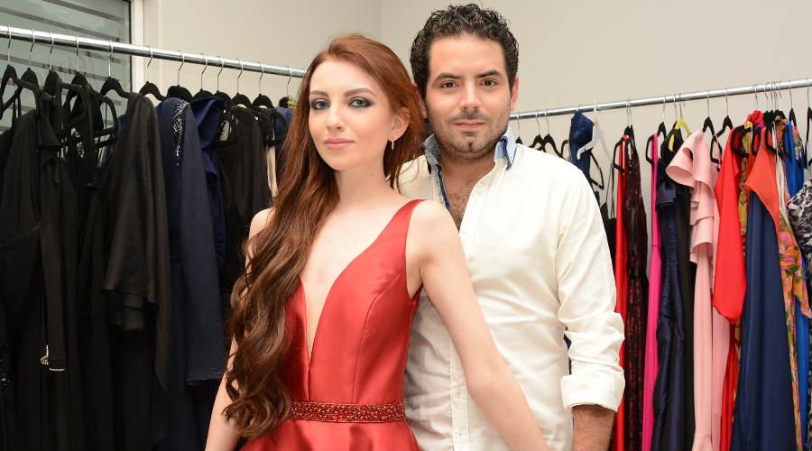 José Eduardo Derbez y Bárbara Escalante. Foto: Ricardo Cristino