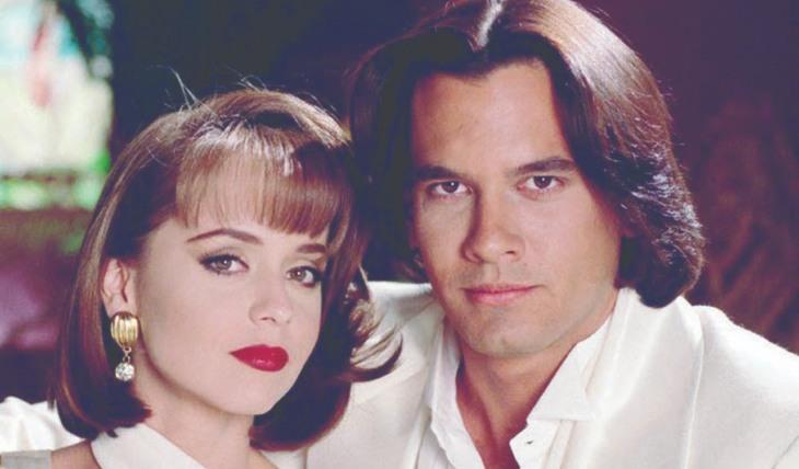 El personaje del amante de Paola (Gaby Spanic) en La usur- padora de 1998 era interpreta- do por Mario Cimarro. Foto: Archivo
