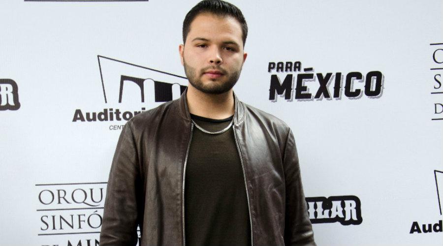 Leonardo Aguilar. Foto: Javier Arellano