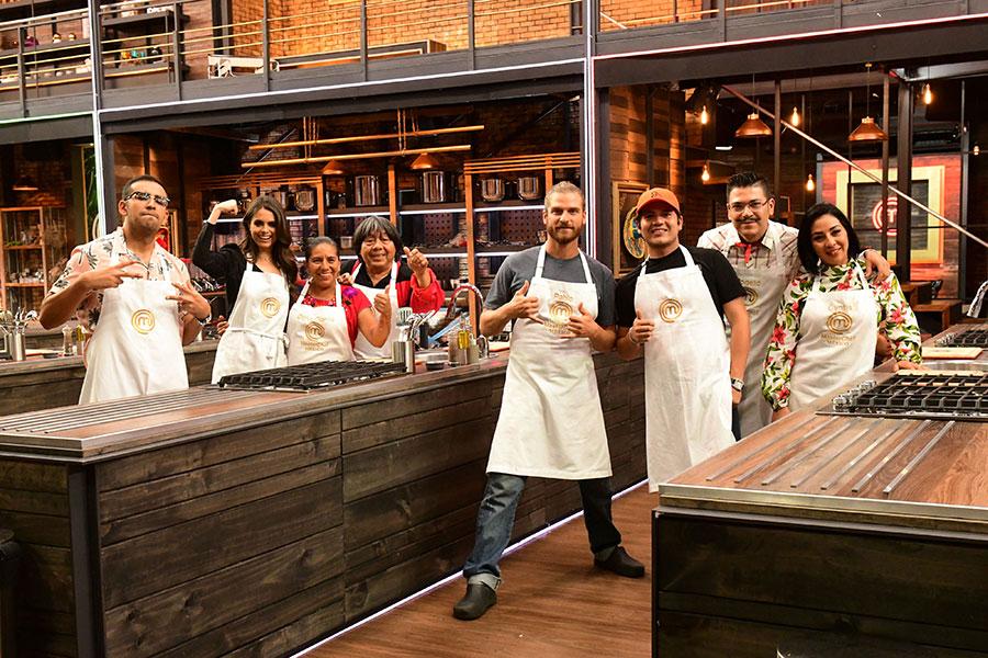Famosos en MasterChef | Foto: Cortesía TV Azteca