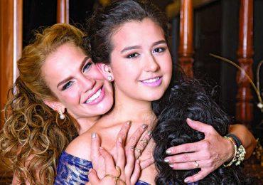 Niurka y Romina Marcos. Foto: Archivo