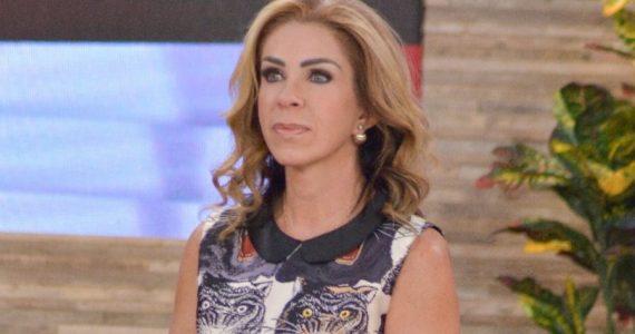 Condolencias a Rocío Sánchez Azuara. Foto: Archivo TVyNovelas