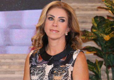 Rocío Sánchez Azuara recordó a su hija a 8 meses de su muerte.Foto: Getty Images