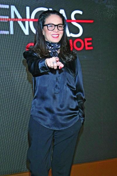 Yolanda Andrade. Foto: Edson Vázquez