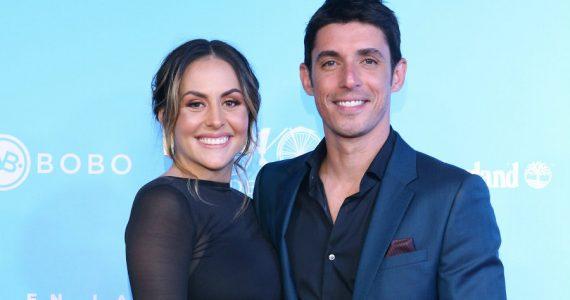 Zuria Vega y Alberto Guerra. Foto: Getty Images
